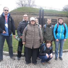 Klub Zebra - Výlet na Vyšehrad