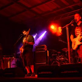 Benefiční koncert Wohnout 2015