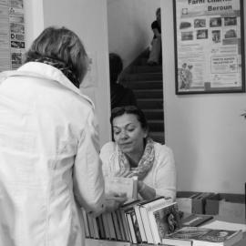 Charitativní bazar knih