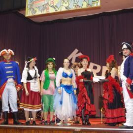 1. ročník karnevalu